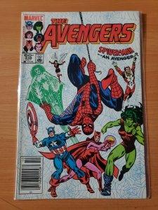The Avengers #236 (1983)