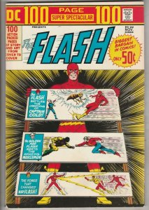 DC 100-Page Super Spectacular #22 (Dec-73) NM- High-Grade Flash, Kid Flash