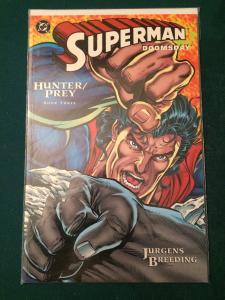 Superman/DOOMSDAY: Hunter Prey #3