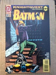 Knight quest Batman#508