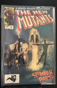 The New Mutants #21 (1984)