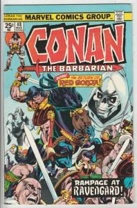 Conan the Barbarian #48 (Mar-75) NM- High-Grade Conan the Barbarian
