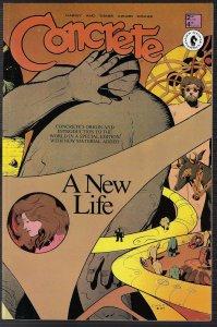 Concrete: A New Life (Dark Horse, 1989)