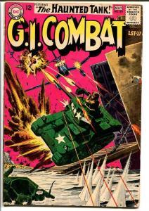 G.I. COMBAT #99-HAUNTED TANK-DC WAR G/VG