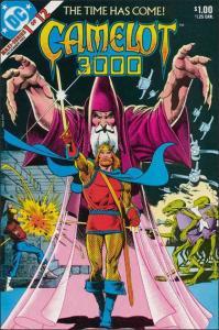 DC CAMELOT 3000 #1 VF