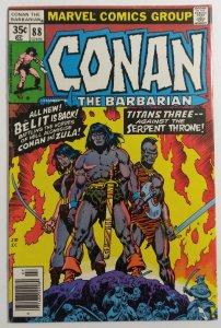 Conan The Barbarian #88 (F/VF) 1¢ Auction! No Resv!