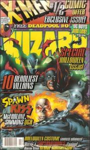 Wizard Magazine #87, NM + (Stock photo)