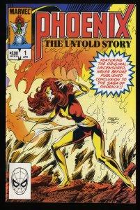 Phoenix the Untold Story #1 VF 8.0