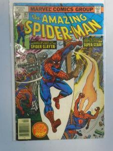 Amazing Spider-Man #167 5.0 VG/FN (1977)