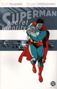 Superman: Secret Identity #3, NM (Stock photo)