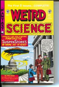 Weird Science Annual-#1-Issues 1-5-TPB- trade