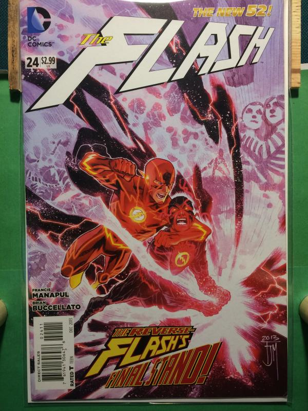 The Flash #24 The New 52