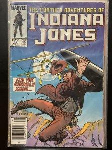 The Further Adventures of Indiana Jones #32 (1985)