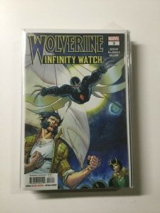 Wolverine: Infinity Watch #3 (2019) HPA