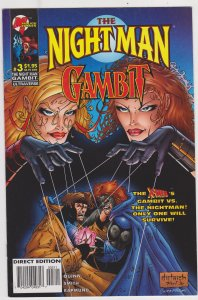 Night Man/Gambit #3