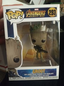 Groot Funko Pop #293 New in box