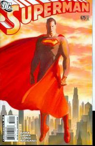 SUPERMAN (1939 DC) #675