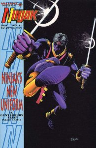 NINJAK (1994 VL)11-12 Canterbury Tales complete story