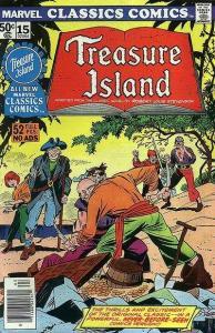 Marvel Classics Comics Series Featuring... #15, Fine- (Stock photo)