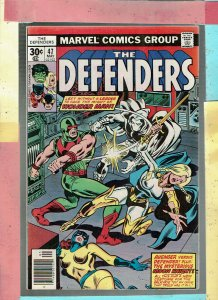 THE DEFENDERS 47