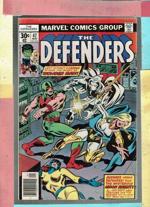 THE DEFENDERS 47