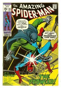Amazing Spiderman 93   1st Arthur Stacy