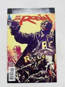 We Are Robin #10 () DC Comics Comic Book