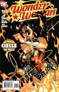 Wonder Woman (2006 series) #17, VF+ (Stock photo)