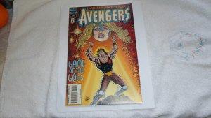 1995 MARVEL COMICS EARTHS MIGHTIEST HEROES AVENGERS # 384