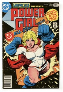 Showcase #97-1978 comic book POWER GIRL bronze age FN/VF