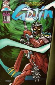 Gojin #5 VF/NM; Antarctic | save on shipping - details inside