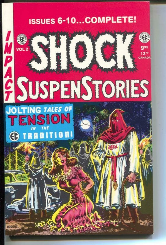 Shock Suspenstories Annual-#2-Issues 6-10-TPB- trade