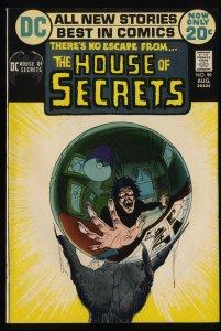 House Of Secrets #99 FN 6.0 DC Comics