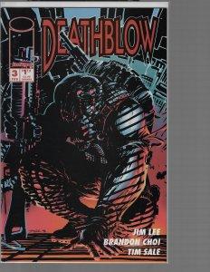 Deathblow #3 (Image, 1993)