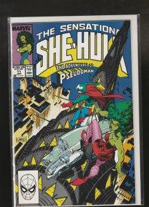 Sensational She-Hulk #11