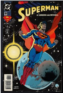 Superman #86 (DC, 1994)
