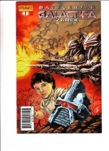 Battle Star Galactica Zarak Set #1to4 (Jan-07) NM+ Super-High-Grade Zarak