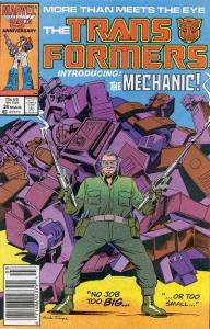 Transformers (1984 series) #26, VF (Stock photo)