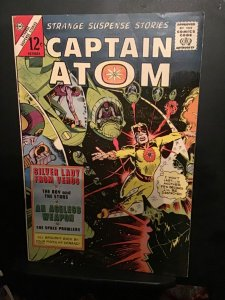 Strange Suspense Stories #77 (1965) high-grade Ditko Captain Atom key! VF/NM