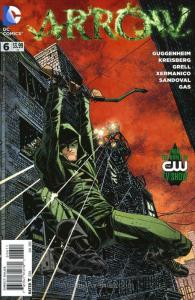 Arrow (DC) #6 VF/NM; DC | save on shipping - details inside
