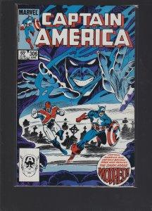 Captain America #306 (1985)