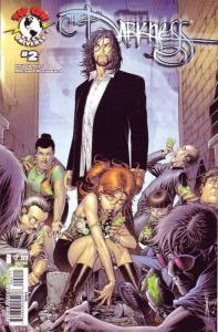 Darkness, The (Vol. 3) #2A VF/NM; Image | save on shipping - details inside