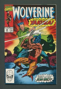 Wolverine #32 / 9.2 NM- /  (1988 1st Series)