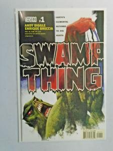 Swamp Thing #1 4th Series 9.0 NM (2004)