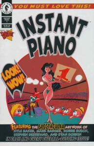 Instant Piano #1 FN; Dark Horse | save on shipping - details inside