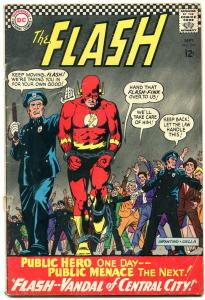 Flash #1964 1966- Infantino cover- DC Silver Age G