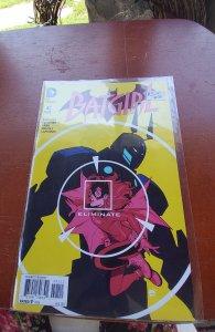 Batgirl: Family Business #1 (2016)
