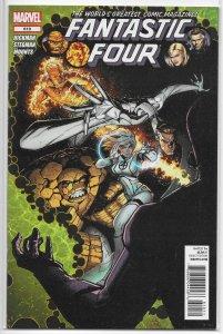 Fantastic Four (vol. 3, 1998) #610 VG Hickman/Stegman, Wizard