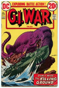 GI War Tales 2 Jul 1973 VG (4.0)
