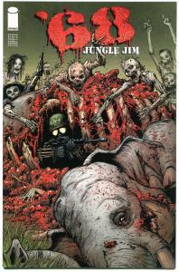 '68 JUNGLE JIM #1 A, NM-,1st Print, Zombie, Walking Dead, Vietnam, 2013, Hor